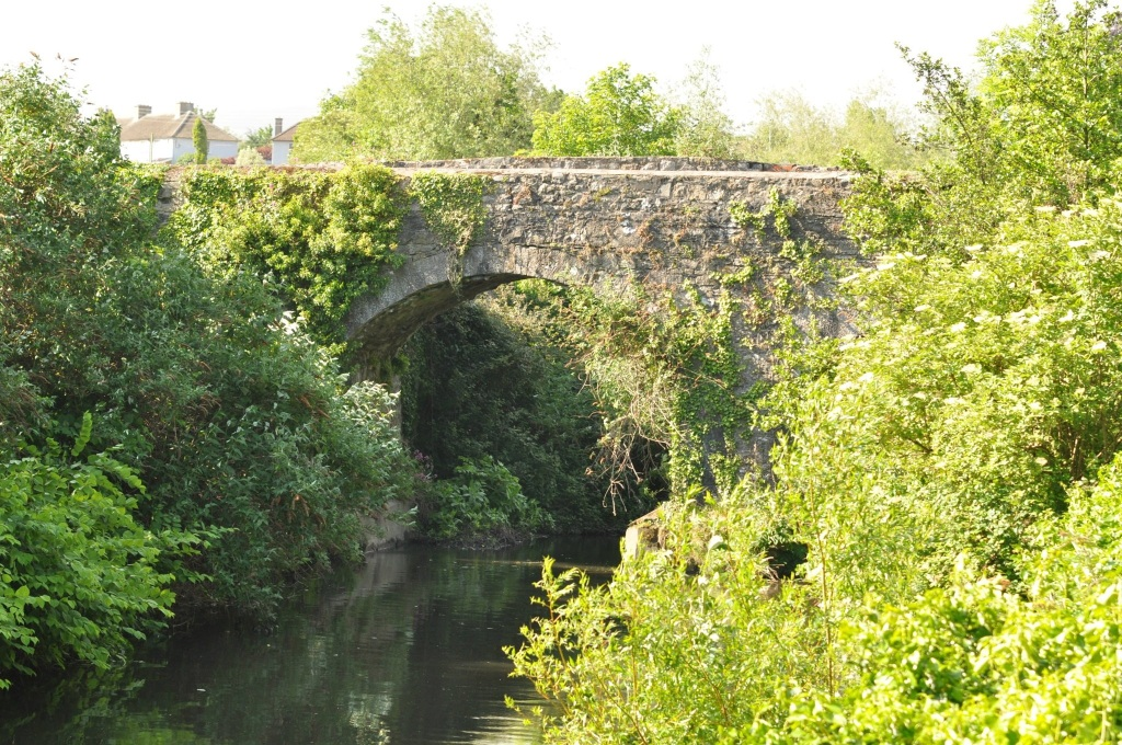 Milltown's Norman  bridge