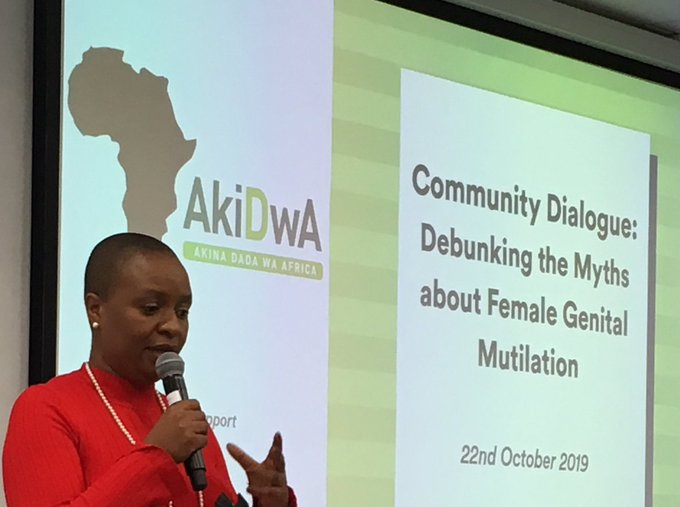 October 2019 AkiDwA Conference in Dublin on Ending FGM